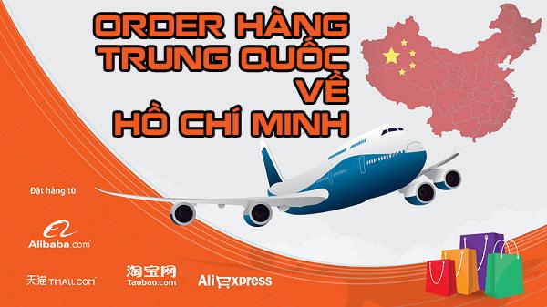 Order hàng Trung Quốc uy tín