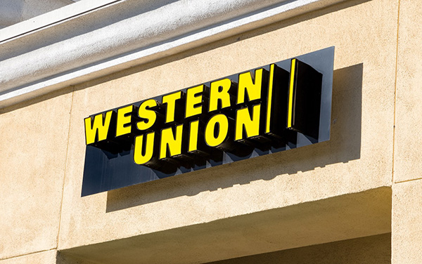 Western Union (WU) là hệ thống chuyển tiền mang tính toàn cầu
