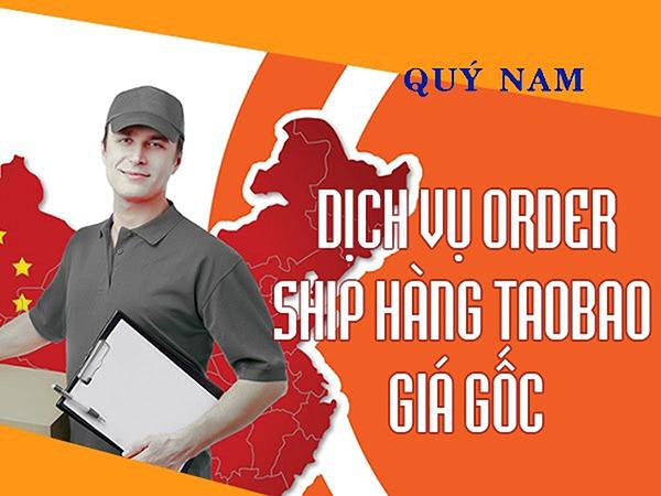Công ty order Taobao uy tín