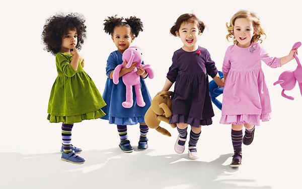 Sản phẩm quần áo trẻ em Quảng Châu