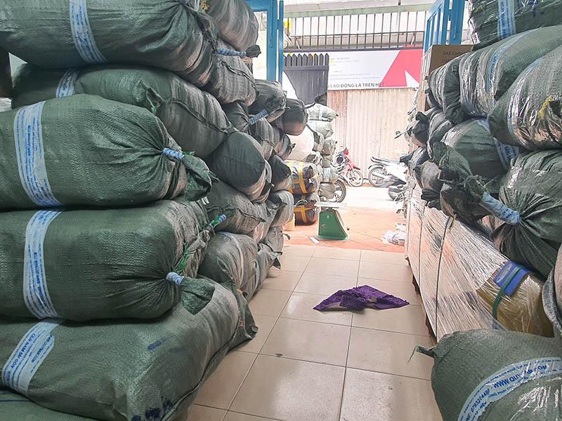 Vận chuyển hàng Trung Quốc về Sài Gòn