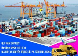 Nhập khẩu ủy thác hàng Trung Quốc