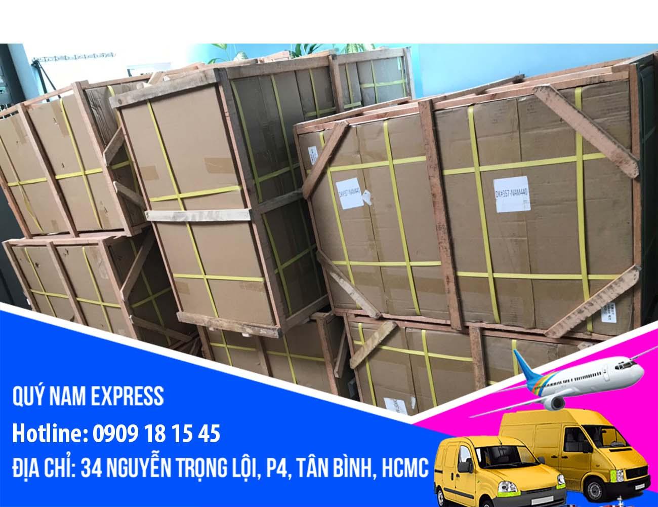 Vận chuyển hàng Quảng Châu giá rẻ